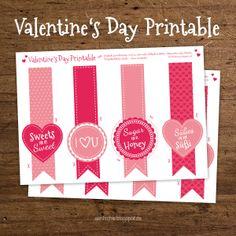 aentschies Blog: FREE Valentine's Day Printable