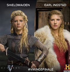 Lagertha Via Vikings History Channel