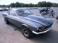 1967 Ford Fastback Mustang - Stolen and Recovered - Make Offer Sn95 Mustang, Ford Mustang Boss, Ford Mustang Fastback, Big Girl Toys, Girls Toys, Project Cars For Sale, 1967 Shelby Gt500, Mustang For Sale, Custom Muscle Cars