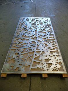งานเหล็กสวยงามลายดอกไม้ค่ะ  ไม้ฉลุลาย เหล็กฉลุลาย ------ติดต่อเราได้ค่ะ ที่. Line : signdd, isteindecor@gmail.com ค่าาาาาาาาาา  หรือที่ www.isteindecor.com ค่า-----------------     lazer kesim dekoratif panel