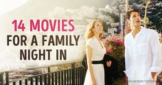 What better way to spend your evening than watching a great movie with your loved ones?