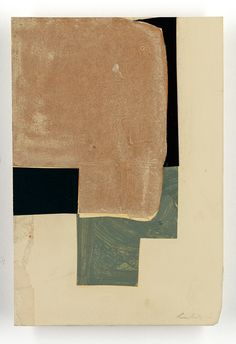 Ben McLaughlin - Collage 2017 untitled (F36) at Wilson Stephens & Jones