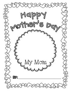 {free} Mother's Day book.  includes aunt & grandma.  also available for Father's Day.