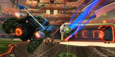 Rocket League to Release on PS4 • Load the Game