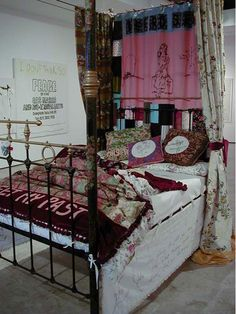 """Tracy Emin. Describes her work as """"living biography"""""""