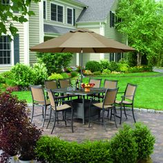Pretty sure we're gonna end up getting this outdoor dining set! :)