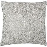 Cute sparkle pillows in silver/green/red would look beautiful on the couch for the holidays