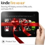 "8.9"" HD Display, Dolby Audio, Dual-Band Dual-Antenna Wi-Fi, 16GB or 32GB. #Dear Santa #SweetRelish"