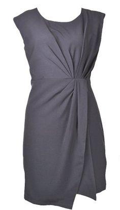 $20.99 Amazon.com: Banana Flame Stylish Asymmetric waist Dress: Clothing