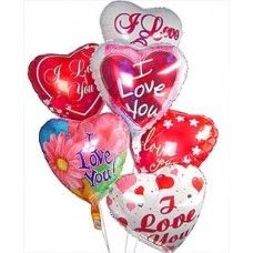 Wow your love by sending romantic valentines day balloons to Ireland from Giftblooms. Buy heart shaped balloon bouquets for delivery on valentine's day! Order Balloons, Send Balloons, Balloons Online, Valentines Balloons, Mylar Balloons, Latex Balloons, Birthday Balloons, Birthday Balloon Delivery, Balloon Bouquet Delivery