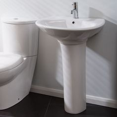 £43.95 Prima Basin and Pedestal