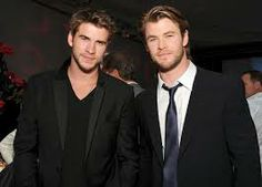 The brothers Hemsworth