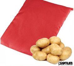 Neue Kochtasche Gebackene Kartoffel Kochen Kartoffel Mikrowelle Waschbar Q