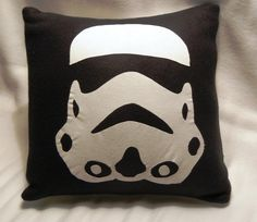 Star Wars Storm Trooper Pillow
