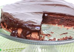 The Perfect Bite :: Mint Chocolate Torte | Camille Styles