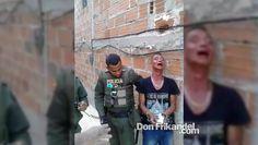 Abuso de policia, Colombia