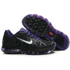 http://www.asneakers4u.com/ 429889 012 Nike Air Max 2011 Black Purple D11010