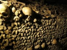 #Catacombs #Paris #France #studyabroad #IESabroad #travel