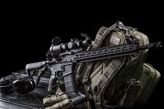"""Daniel Defense V11 PRO! 18"""" barrel, and still so lightweight and the Geissele trigger is just AWESOME!! Can't forget how it felt! Will definitely put one in my DDM4V11!!!"""