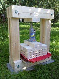 PRESS-SOK.RU – Мы предлагаем простое и надежное оборудование для переработки Вашего урожая Apple Press, Book Press, Cider Making, Small Farm, Permaculture, Projects To Try, Shed, Workshop, Woodworking
