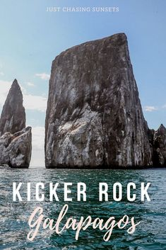 The 360 Tour that takes you to secluded beaches unreachable by land on San Cristobal Island and ultimately snorkeling at Kicker Rock Galapagos    San Cristobal | Galapagos | Galapagos Islands | Galapagos Ecuador