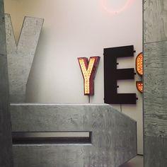 nevver:  We love typography
