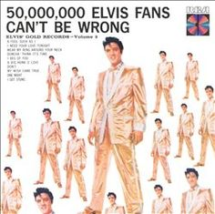 Here's one of the most famous Nudie Suits of all time, from the album cover of Elvis Fans Can't Be Wrong: Elvis' Golden Records, Vol. Elvis Presley Records, Elvis Presley Albums, Le Social, Social Proof, Social Media, Lp Vinyl, Vinyl Records, Sun Records, Greatest Album Covers