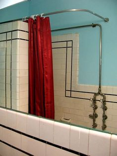 499 best Art Deco Bathrooms and Kitchens images on Pinterest in 2018 ...