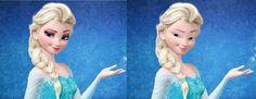 Así se ven las princesas de Disney sin maquillaje ¡Blanca nieves es horrible!