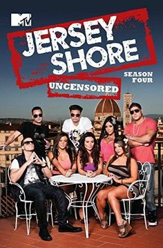 Shop Jersey Shore: Season Four Uncensored Discs] [DVD] at Best Buy. Find low everyday prices and buy online for delivery or in-store pick-up. Mtv Shows, Make New Friends, Music Tv, New People, Season 4, Best Tv, Favorite Tv Shows, Tv Series, Cool Things To Buy