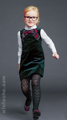 ALALOSHA: VOGUE ENFANTS: Back to School with Dolce & Gabbana#more