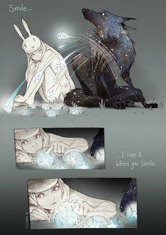 Romantic fairy-tale world of the artist Chiara Bautista (illustration 31)
