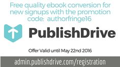 IAF BEA PublishDrive self-publishing discount for indie authors. Free ebook conversion on new sign up.