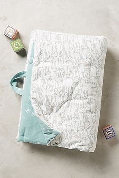 Baby Play Pad #anthropologie