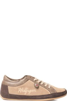 competitive price 692bb bc72f Luxyuu  suede leather laura sneakers donna  Tommy Hilfiger