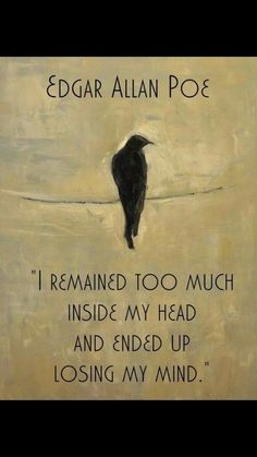 edgar allan poe quotes and sayings мудрые цитаты Motivacional Quotes, Dark Quotes, Quotable Quotes, Wisdom Quotes, Words Quotes, Wise Words, Sayings, Raven Quotes, The Crow Quotes