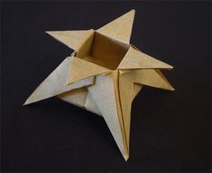Origamipage - Sternboxen