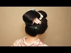 ▶ 勝山 【日本髪】/  Katsuyama [nihongami]  --  Katsuyama [Japanese coiffure] - YouTube
