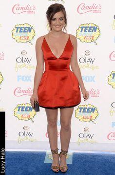 Teen Choice Awards 2014 Looks 5