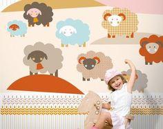 Coordonné Kids… paredes bonitas para el bebé