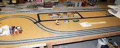 ho+train+layouts   My HO Train layout under construction