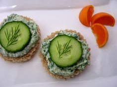 ;-): A Dream of Spring, and Vegan Cucumber Sandwiches