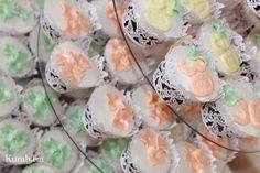 Cupcake tower, engagement cupcakes, wedding cupcakes