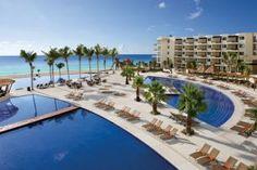 Dreams Riviera Cancun, all inclusive family-friendly resort