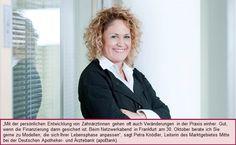 3. ladies dental talk Frankfurt am 30.10. mit Finanz-Expertin Petra Knödler von der apoBank