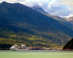 Skagway Alaska...I have been..check