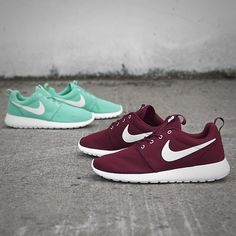 The mint Nike's <3
