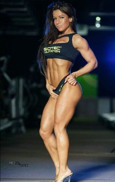 www.OnlyRippedGirls.com - Only Athletic Girls