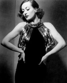 Golden age of Hollywood glamour Joan Crawford Glamour Vintage, Glamour Hollywoodien, Old Hollywood Glamour, Golden Age Of Hollywood, Vintage Hollywood, Hollywood Stars, Vintage Beauty, Classic Hollywood, Hollywood Icons