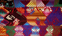 Support #FairTrade artisans by buying traditional handmade textiles